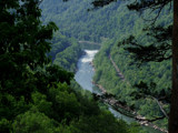 New River Gorge #2 by jmar, Photography->Landscape gallery