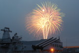 Shot Above the Bow by imbusion, photography->fireworks gallery