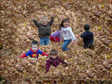 Leaf Party by wheedance, contests->Fall Festivities gallery