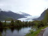Mendenhall Glacier - Alaska by GTRGRL, Photography->Landscape gallery