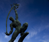 The Rocket Thrower by Piner, photography->sculpture gallery