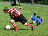 soccer action 2 by pathe, Photography->People gallery
