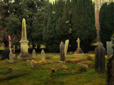 Cornish Cemetery by LANJOCKEY, Photography->Places of worship gallery