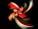 Red Hot Flower by jswgpb, Abstract->Fractal gallery