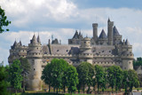 Castle of Pierrefonds by Heroictitof, photography->castles/ruins gallery