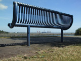 under the bench but not drunk by the_runcorn_womble, Photography->Sculpture gallery
