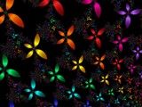 Flowers by ianmacappin, Abstract->Fractal gallery