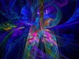 Glass Flowers by jswgpb, Abstract->Fractal gallery