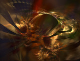 Alien Relic by jswgpb, Abstract->Fractal gallery