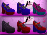 Shoe Display - Manhattan Chic 15 by Jhihmoac, Photography->Manipulation gallery