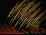 Reeds of Silver by jswgpb, Abstract->Fractal gallery