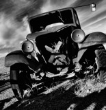 For Sale [might need new tires] by snapshooter87, contests->b/w challenge gallery