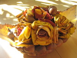 Gold autumn roses by vanya, photography->nature gallery