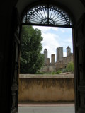 Portal to San Gimignano by cobyslady, photography->architecture gallery