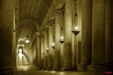 Vatican Hall in Sepia by carlosf_m, photography->architecture gallery