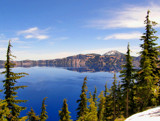Crater Lake by kschadt, Photography->Landscape gallery
