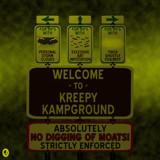 The Kreepy Kampground by Jhihmoac, illustrations->digital gallery