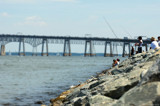 Pier Fishin' by bOdell, photography->people gallery