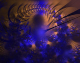 Sunrise Serenade - For Mimi by jswgpb, Abstract->Fractal gallery
