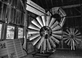 Mid-America Windmill Museum B&W by tigger3, contests->b/w challenge gallery