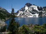 Sawtooth Lake by somiaj, Photography->Mountains gallery