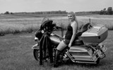 Harley In B&W by tigger3, contests->b/w challenge gallery