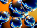 Electrospheres by rabagojason, Abstract->Fractal gallery