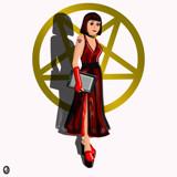 Lady Laurelei Too by Jhihmoac, illustrations->digital gallery