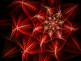Glamorous Red  by Joanie, abstract->fractal gallery