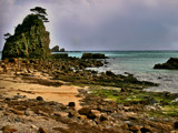 the okinawa rock by jeenie11, Photography->Shorelines gallery