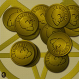 Cur-sed Coins by Jhihmoac, illustrations->digital gallery