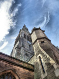 Leicester Cathedral 2 by gizmo1, photography->places of worship gallery
