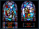 More Stained Glass by trixxie17, photography->places of worship gallery