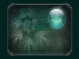 Fractal Moon by Mags65, abstract gallery