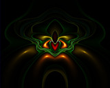 Envious Heart by jazzilady, Abstract->Fractal gallery