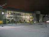 Snowy Campus - Timme Center by Voelker2k, Photography->General gallery