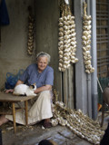 Garlic lady by alharkrader, Photography->People gallery
