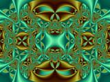 Aquamarine Dream by razorjack51, Abstract->Fractal gallery