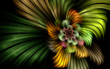 Blades of Spring by tealeaves, Abstract->Fractal gallery