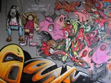 Graffiti Bridge by BernieSpeed, Illustrations->Traditional gallery