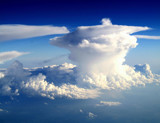 Thunderhead From Above by Seasons, Photography->Skies gallery