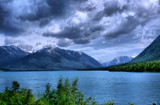 Kenai Lake HDR by PamParson, Photography->Mountains gallery