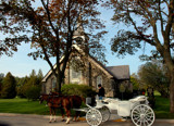 Stone Church Carriage by SDLewis, photography->transportation gallery