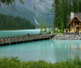 Emerald Lake B.C. by Zava, photography->shorelines gallery
