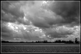 Stormy Weather In The Polder by corngrowth, contests->b/w challenge gallery