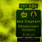 AU Road Signs - Exit 586 by Jhihmoac, illustrations->digital gallery