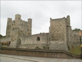 Rochester Castle - Kent , England by salhag71, photography->castles/ruins gallery
