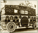 1902 Carved Circus Wagon by trixxie17, contests->b/w challenge gallery