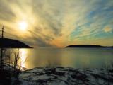 January Sunset by LyTeBuLb, Photography->Sunset/Rise gallery