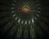 Mystic Rapture by TokenArt, abstract->fractal gallery